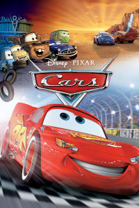 cars pac movie poster