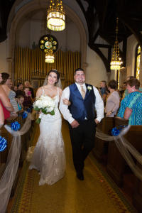 Wedding at Willard Memorial Chapel