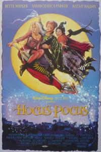 hocus pocus movie PAC poster