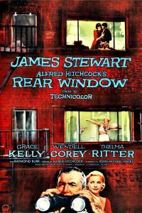 Rear Window PAC movie poster