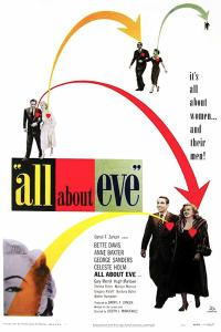 all about eve PAC movie poster
