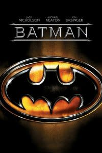 BATMAN PAC movie poster