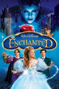 enchanted PAC movie poster