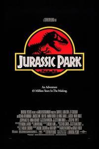 Jurassic Park PAC movie poster