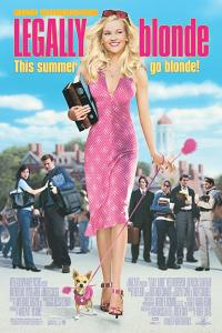 legally blonde PAC movie poster