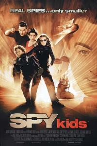 Spy Kids PAC movie poster