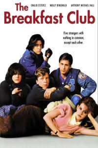 breakfast club PAC movie poster