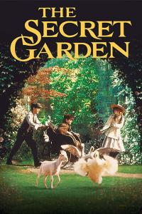 The Secret Garden PAC movie poster