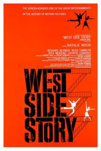 west side story PAC movie poster