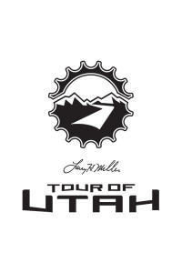 Larry H Miller Tour Of Utah Logo