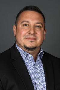 Headshot of Michael Rojas, Sports Tourism Manager for Prince William County