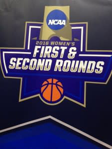 NCAA Womens Basketball Playoff Logo 2016