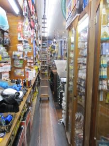 Placerville Hardware Shelves