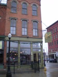 Columbia Street West