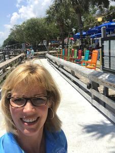 Selfie in Murrells Inlet