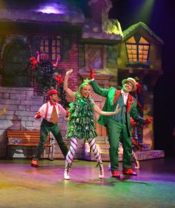 Alabama Theatre Christmas Show dancers