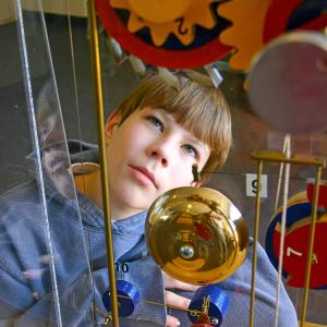 Exploring science at the Rochester Museum & Science Center