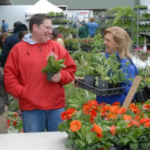 Flower Days at the Rochester Public Market