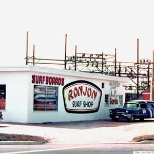 Vintage Ron Jon Surf Shop