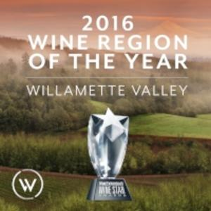 2016 Wine Region of the Year - Willamette Valley