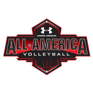 All American Volleyball logo