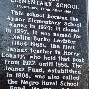 Levister Elementary School