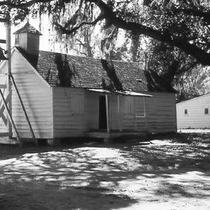Mansfield Plantation Slave Street