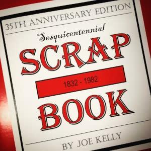 Sesquicentennial Scrapbook
