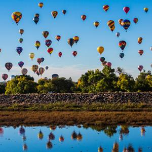DTN - PS - Albuquerque Intl Balloon Fiesta