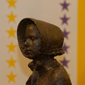 Suffragist Itinerary - inside the Women's Hall of Fame