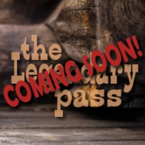 Legendary Pass Coming SOON!