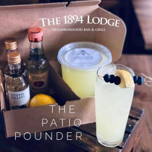 The Patio Pounder Cocktail Kit from 1894 Lodge