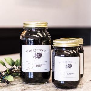 Elderberry Syrup from Elderberry Co.