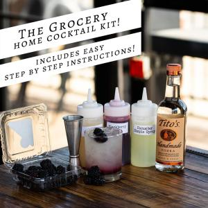 The Grocery Cocktail Kit from The Exchange