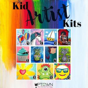 Uptown Art Kids Kits