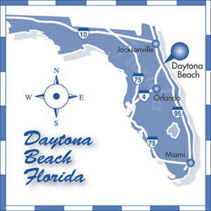 Daytona Beach Transportation, Directions and Maps on vero florida map, tampa florida map, fort walton florida map, sarasota florida map, fort lauderdale florida map, orlando florida map, clearwater florida map, ocala florida map, st. augustine map, jacksonville florida map, largo florida map, holly hill florida map, lakeland florida map, lake mary florida map, amelia island florida map, pensacola florida map, panama beach florida map, miami florida map, boca raton florida map, marco island florida map,