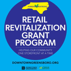 Retail Revitalization Grant Program Logo