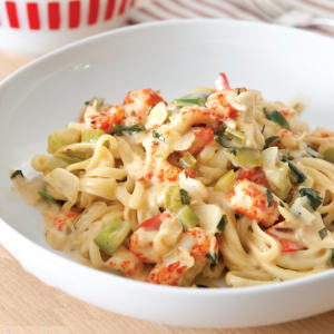 Crawfish Fettucini