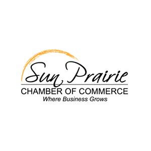 Sun Prairie Chamber of Commerce logo