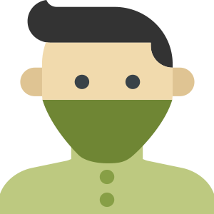 icon staff mask