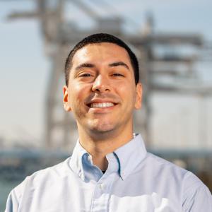 Headshot of Alex Jauregui