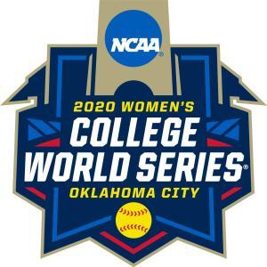 2020 Women's College World Series logo