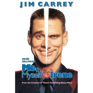 Me, Myself & Irene movie poster