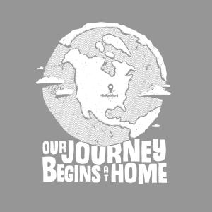Our Journey Begins at Home shirt