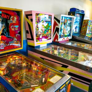Waterland Arcade: Pinball