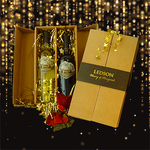 Ledson Two Bottle Holiday Gift Pack