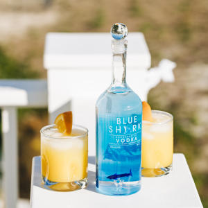 Blue Shark Vodka