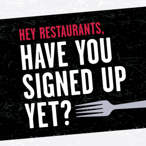 Have you signed up?