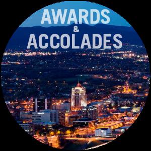 Roanoke Awards & Accolades