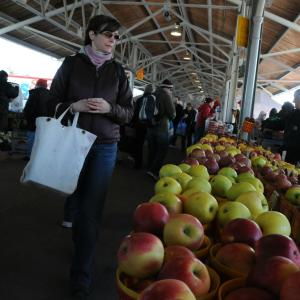 Rochester Public Market, Rochester, NY